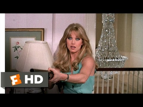 A View to a Kill (7/10) Movie CLIP - Mansion Shootout (1985) HD