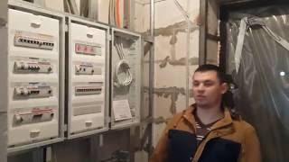 Электромонтаж, загородный дом. Черновые электромонтажные работы.(, 2016-09-25T15:08:31.000Z)