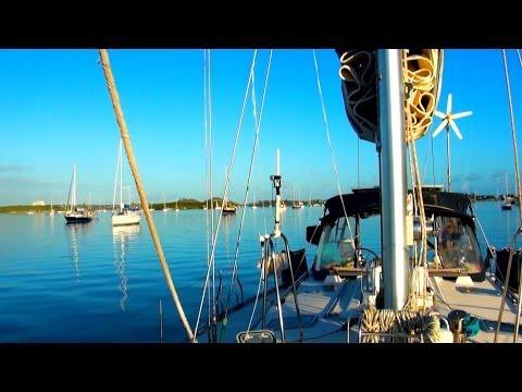 St Maarten, SXM - Beautiful Calm Sunrise on Simpson Bay Lagoon..  St Martin, CARIBBEAN!