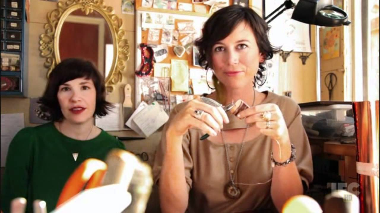 portlandia she 39 s making jewelry now youtube