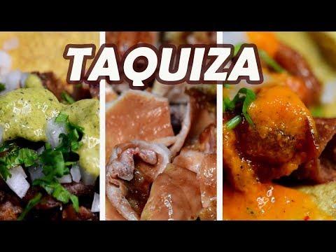 TAQUIZA en CASA | SUADERO, BUCHE Y TRIPITAS + SALSAS | TOQUE Y SAZÓN