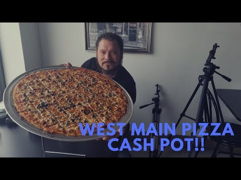 West Main Pizza In Jefferson City, MO.