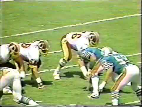 Week 1 Dolphins vs  Redskins  September 2, 1984