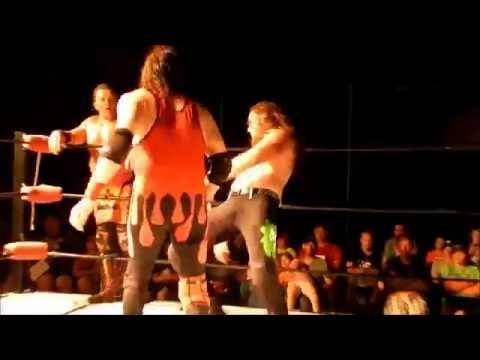 Forest Cullen & Tatanka vs Jason Rumble & Tim Lennox