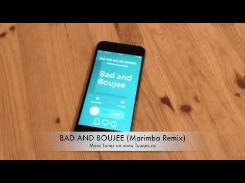 Bad And Boujee Ringtone (Migos Tribute Marimba Remix Ringtone) • For IPhone & Android