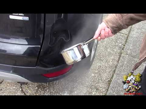 How to Fix a Car Dent with Hot Water