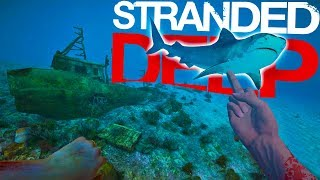 Welcome back to Stranded Deep! Today on Stranded Deep we're doing a...