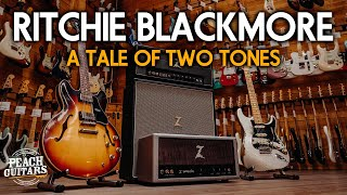 Ritchie Blackmore: A Tale of Two Tones