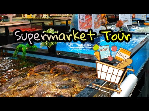 Supermarket Tour | Shanghai, China