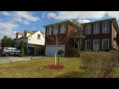 Toronto North York Houses 2018 Dji Osmo+