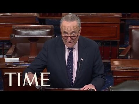 Chuck Schumer Announces He Will Oppose Neil Gorsuch Nomination | TIME