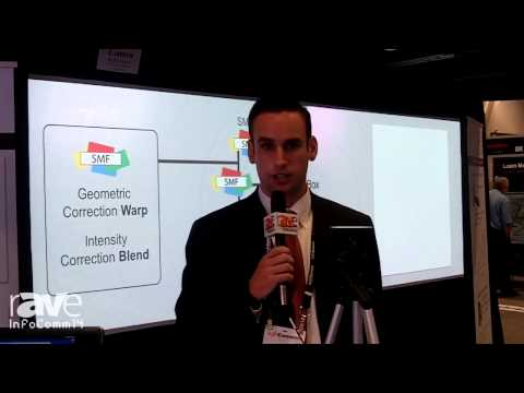 InfoComm 2014: Scalable Display Technologies Discusses Its Automatic Warp and Blend Technology