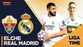 🚨🚨 télécharge gratuitement l 'application one football : http://tinyurl.com/y3a2g2jsen direct ( sans images ) le match elche - real madrid dans cadre de...