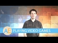 Why people with Asperger's play video games