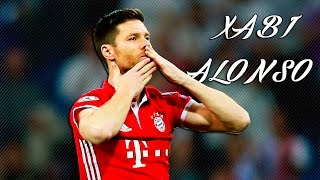 Xabi alonso tribute to one of the best midfielder in football history • 720p hd