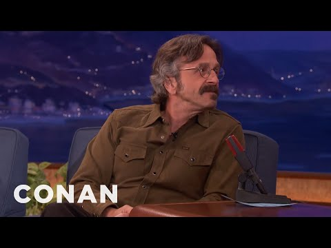 Marc Maron Doesn't Have Much Time Left   CONAN on TBS