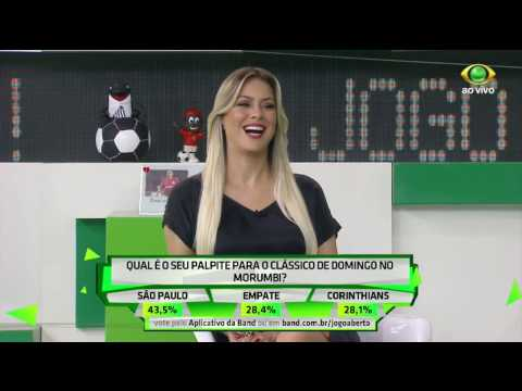 Denilson arrisca placar: São Paulo x Corinthians