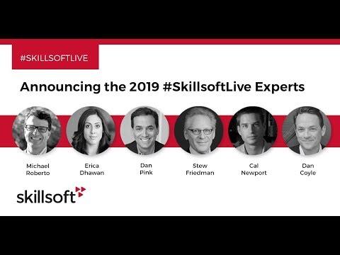 Skillsoft Live Events 2019