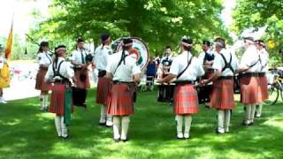 Canterbury Village Bagpipe Music - Amazing Grace