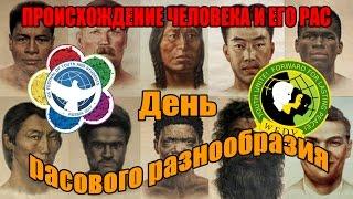День расового разнообразия - Происхождение человека и его рас - Промо