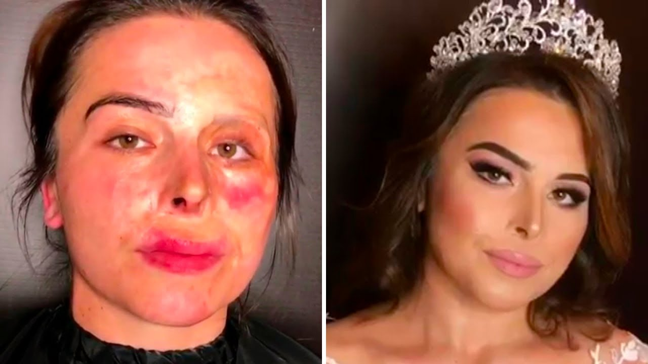 Shocking Before And After Makeup Pics | kakaozzank co