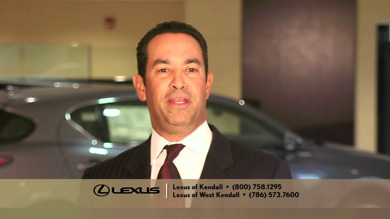 lexus of kendall & lexus of west kendall, always great prices, we