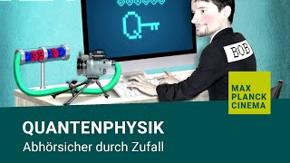 Quantenphysik - abhörsicher durch Zufall (Fast Forward Science 2016)