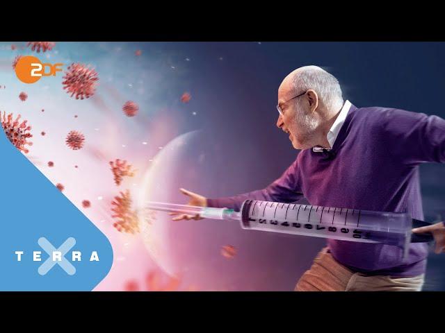 Wettlauf mit dem Virus– Leschs Kosmos [Ganze TV-Folge] | Harald Lesch