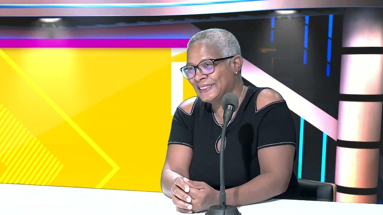 Marie LETIN est l'invitée de Raphaëlle sur ETV (partie1)