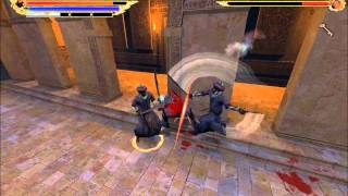 Knights of the Temple - Gameplay in Jerusalem