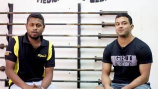 A day in GRIT Crossfit Borella - Fitness training lifted to another level