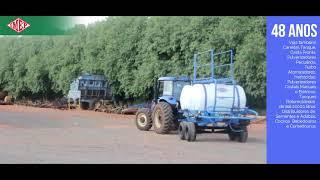 Carreta Calda Pronta IMEP até 16500 litros - Tanque Pré-Calda