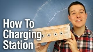 How To Make A Diy Charging Station