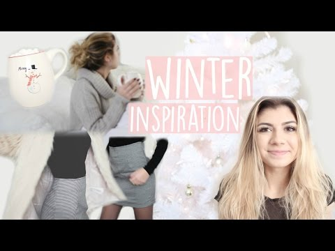 Winter Inspiration: Room Decor, Essentials, Fashion + More ♡