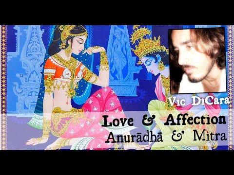 Anuradha — Star of Love, Friendship, & Affection