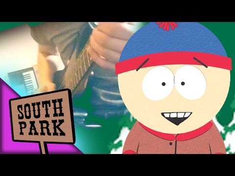 South Park Theme Song (Rock Remix) Opening || Yendorami
