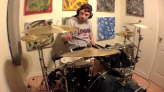"Sam Marsh ""Down Rodeo"" Drum Cover"