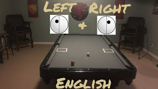 Pool Drills to Help Improve Your Game: Left and Right English