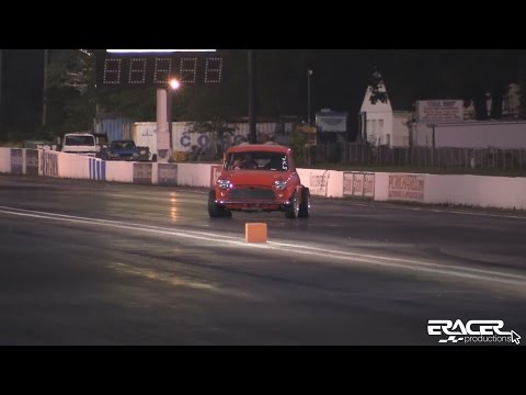 Rear Engine | RWD | Supercharged K-Series Mini Cooper Wild Rides!! | ERacer