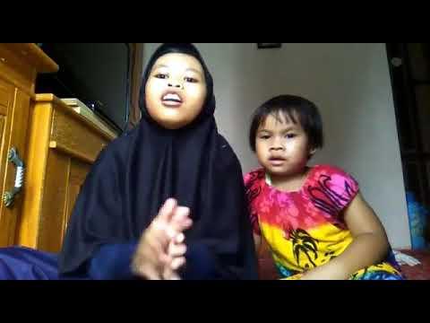 """Ayo Main Yuk,,,,,  Lucunya 2 Anak Ini Sedang Menyanyikan """"Abdullah"""""""