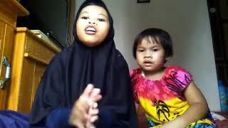 """Download Video Ayo Main yuk,,,,,  lucunya 2 anak ini sedang menyanyikan """"Abdullah"""" MP3 3GP MP4"""