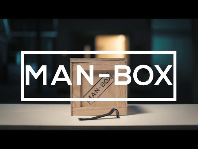 Man-Box | Origineel Mannen Cadeau nodig? Geef een Man-Box!