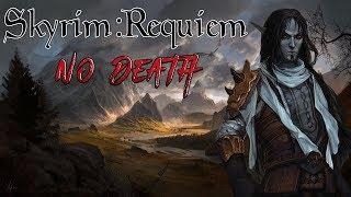 Skyrim - Requiem 2.0 (без смертей, макс сложность) Данмер #4 Конец скайрима