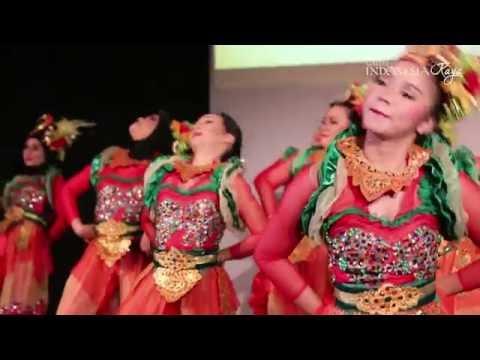 Ruang Kreatif Tari Bubuka dari Jawa Barat Oleh CIOFF Indonesia