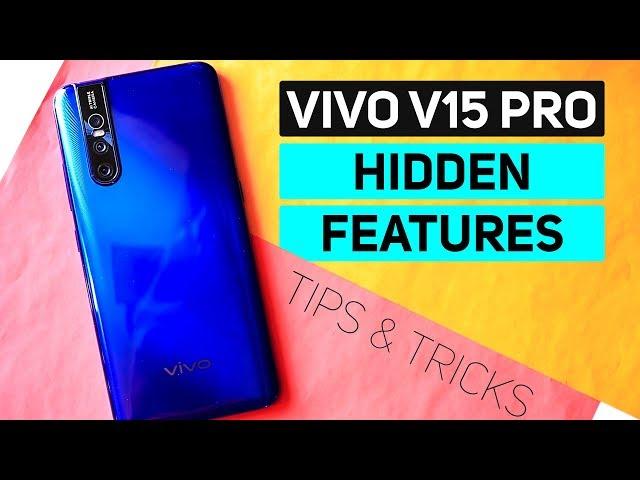 Vivo V15 Pro Hidden Features   Hidden Settings in English by VickGeek