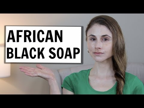 DERMATOLOGIST REVIEWS AFRICAN BLACK SOAP| DR DRAY