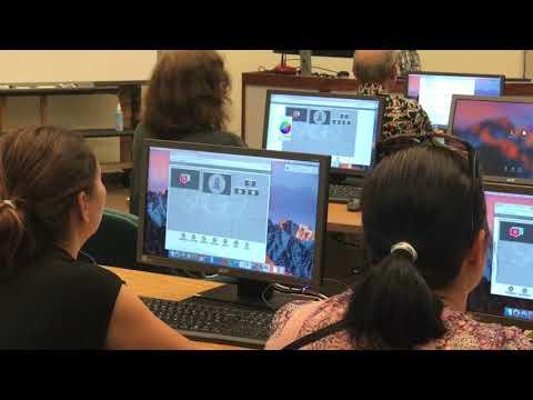 CyberCANOE Training - UH Hilo Computer Science Department