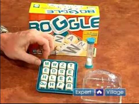 How to Play Boggle : Basic Boggle Rules