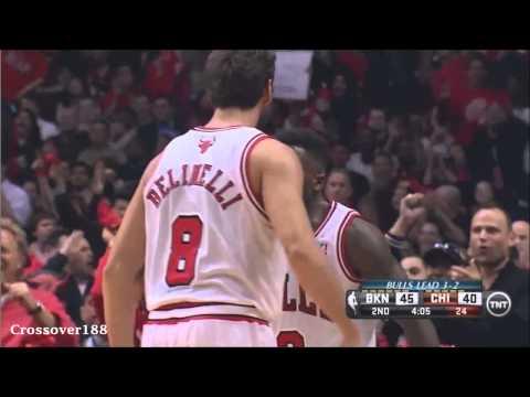 Nate Robinson 2012-13 Bulls Highlights