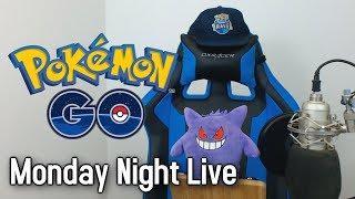Monday Night Pokémon GO Livestream - January 1st 2018 (Pokémon GO LIVE)